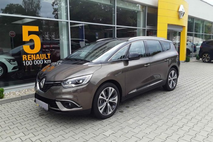 Renault Scénic Intens 1.5
