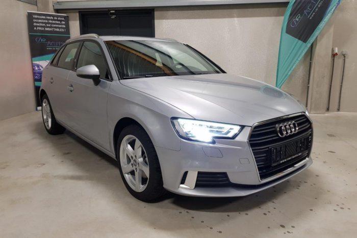 Audi A3 Sportback 1.6 Grise