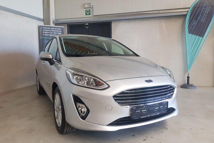 Ford Fiesta Titanium 1.0